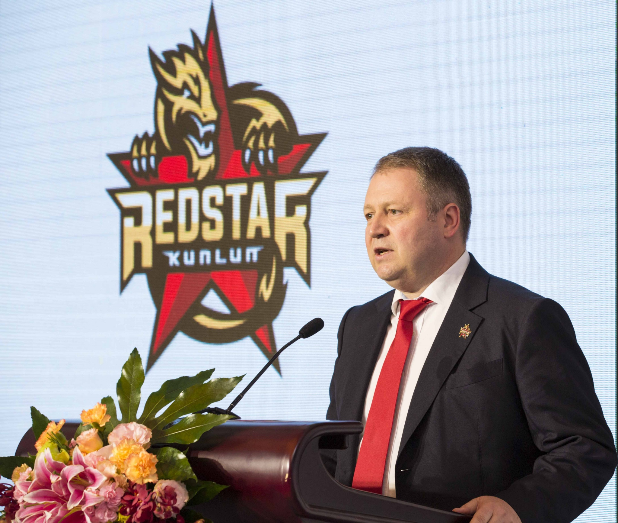 Китайский «Куньлунь» одержал победу 1-ый матч вистории КХЛ