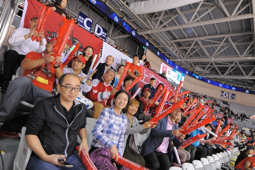 "KHL: Vladimir Krechin - ""No-one At Kunlun Rocks The Boat"""