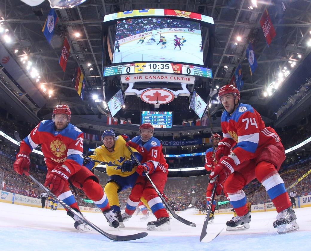 Сборная Российской Федерации неимеет права оспорить решение онезасчитанной шайбе Овечкина