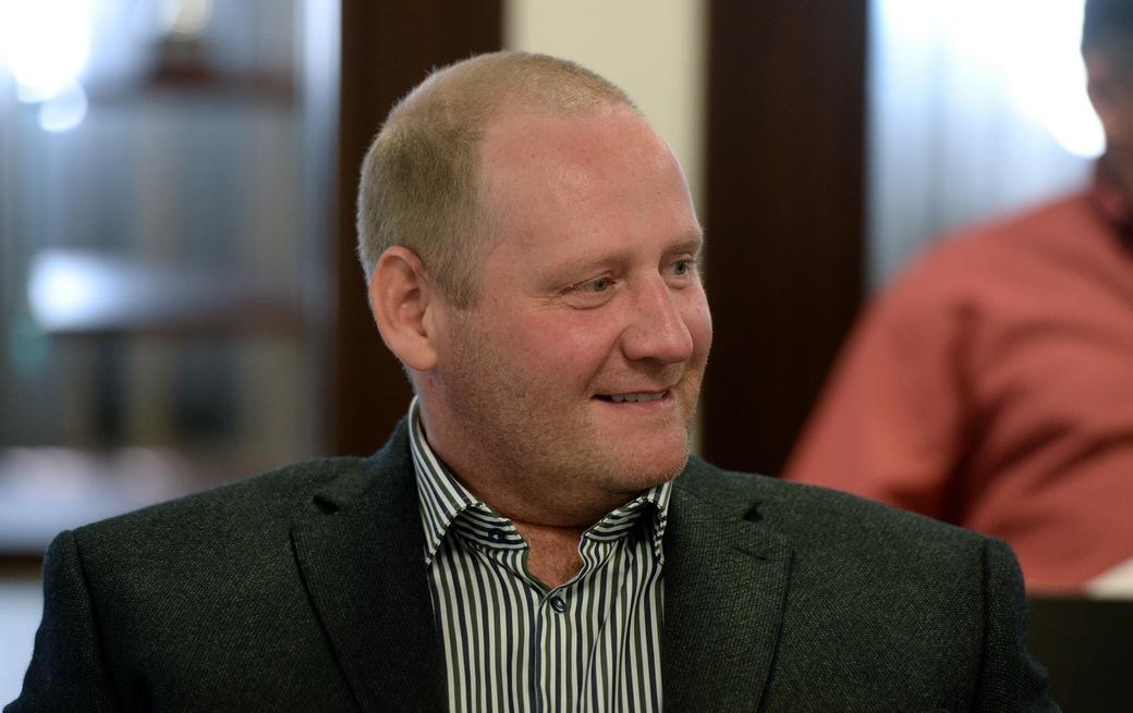Сергей Мозякин первым вистории русского хоккея набрал тысяча очков