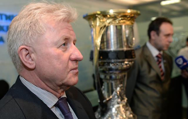 Кубок Гагарина в Казани