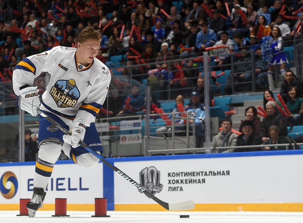 Захаркин и Овечкин вдохновили Ковальчука Хоккей. КХЛ. СКА — Салават Юлаев — 7:1