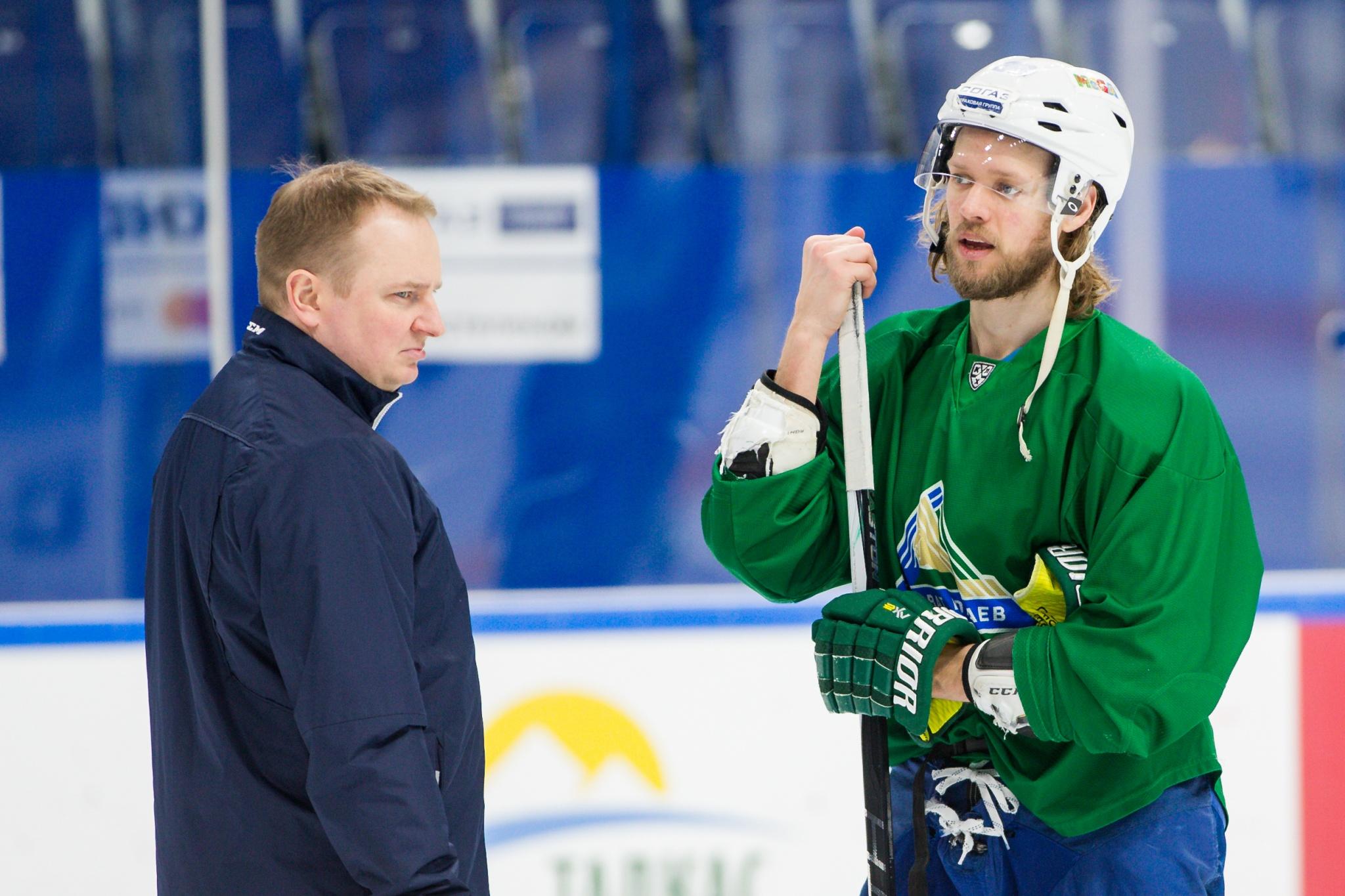 Томи Лямся и Филип Ларсен. Фото: Светлана Садыкова